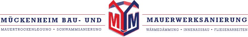Mückenheim Bau- und Mauerwerksanierung - Logo